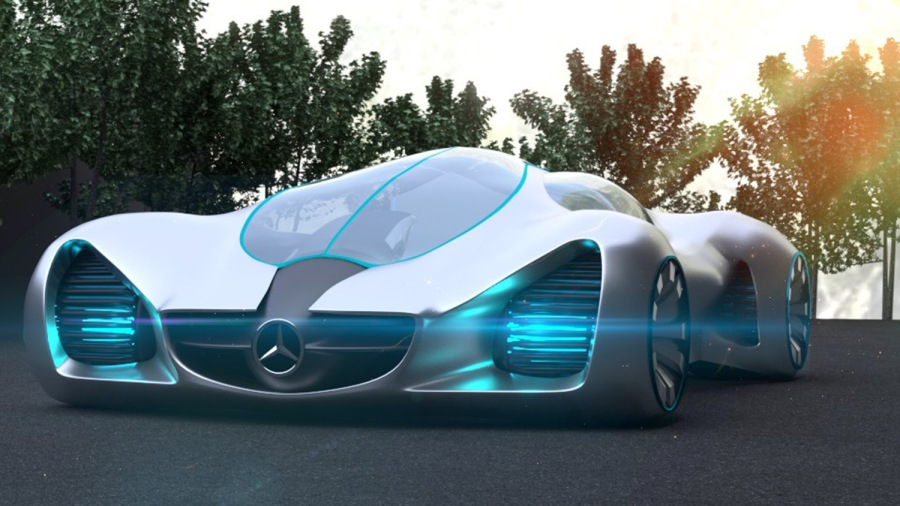 Top 5 Futuristic Cars In Development – anything that counts