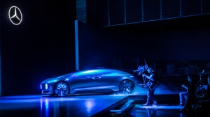 with the self driving luxury sedan f 015 luxury in motion mercedes benz - Mercedes Benz Biome Blue