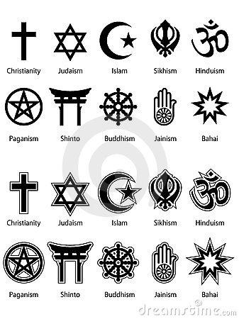 religious-symbols-eps-15904195